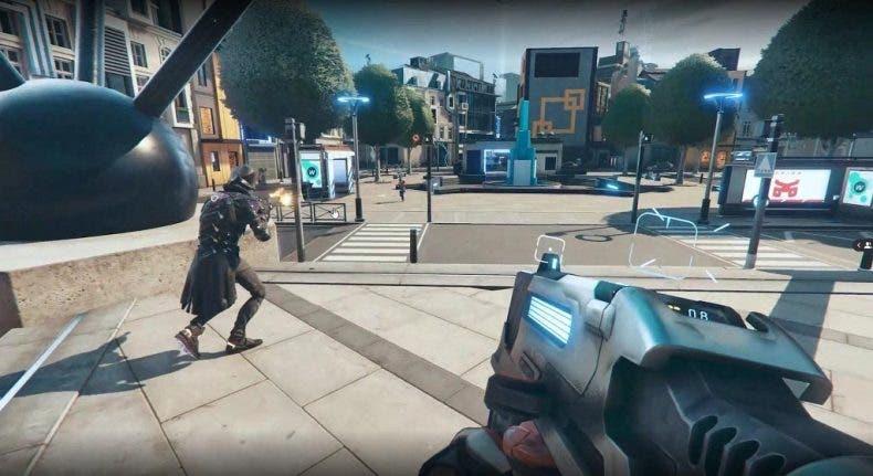 Hyper Scape sería el nombre del nuevo Battle Royale de Ubisoft 1