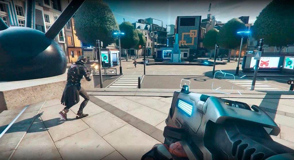 Hyper Scape llegará a Xbox One este verano 2