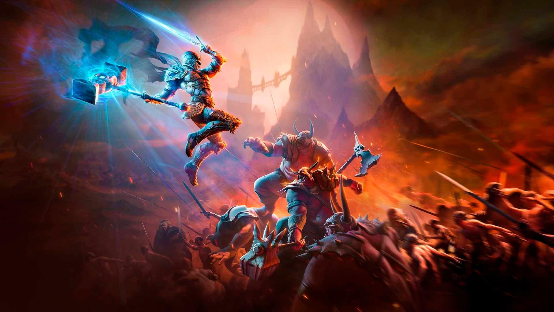 Se filtra la remasterización de Kingdoms of Amalur: Reckoning que llegaría en verano 4