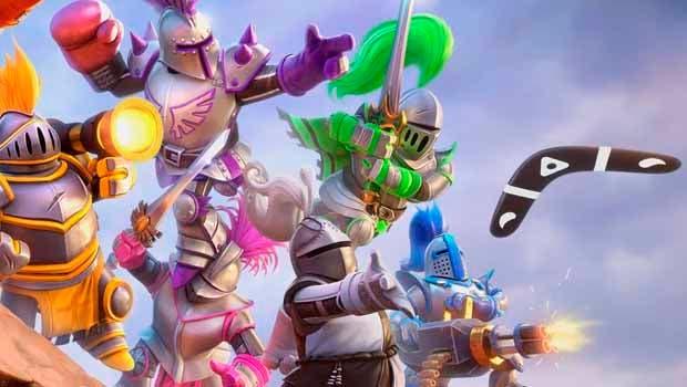 Knight Squad 2 ya está disponible para Xbox 1