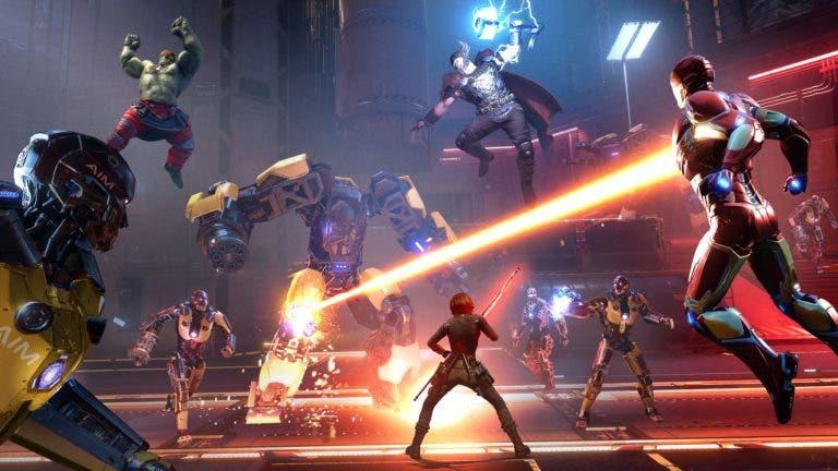 arte conceptual de Marvel's Avengers nos presenta a uno de los enemigos de AIM