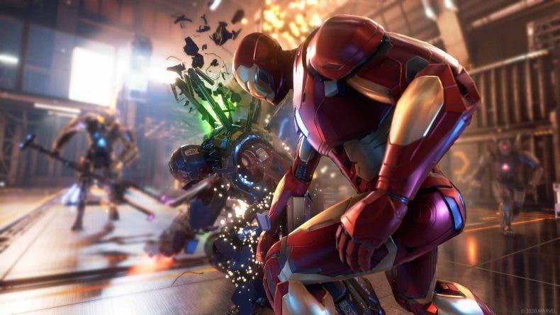 Así son las misiones cooperativas de Marvel's Avengers 1