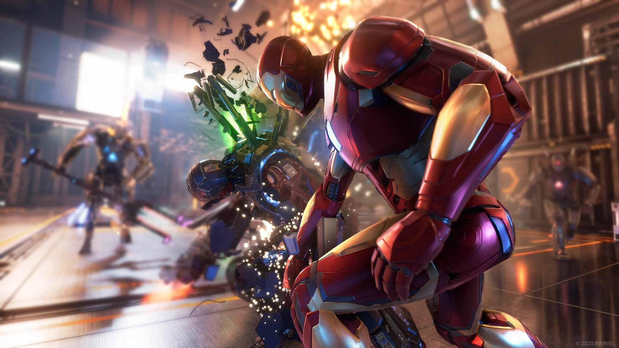 La historia de Marvel's Avengers no se verá afectada por la exclusividad de Spiderman 2