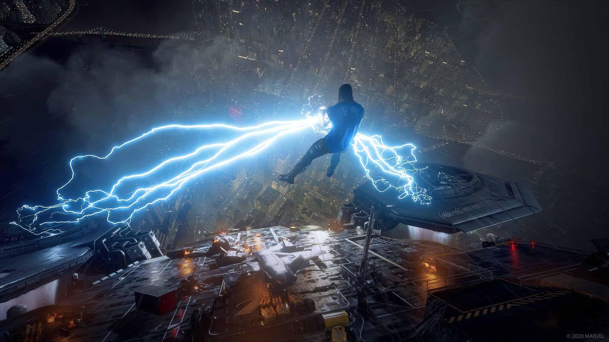 Crystal Dynamics confirma el contenido que Marvel's Avengers recibirá tras su lanzamiento 7