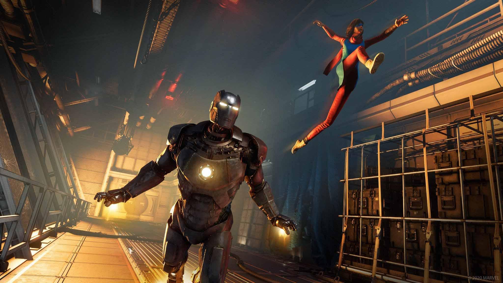 Encuentran nuevos superhéroes para llegar a Marvel's Avengers 2