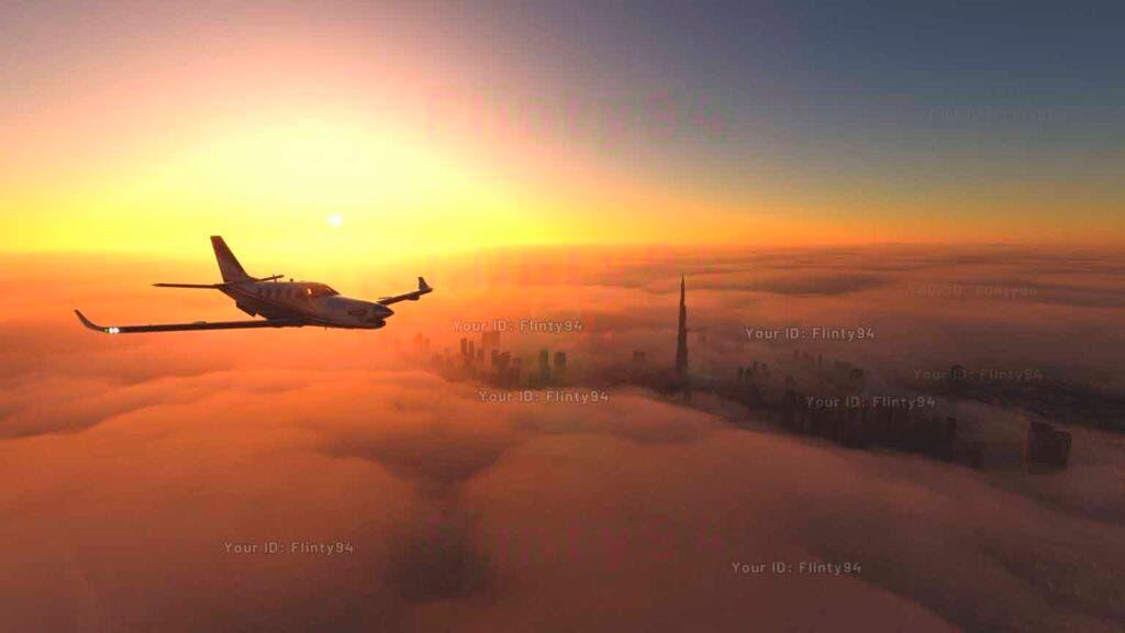 La actualización de UK para Microsoft Flight Simulator ha sido retrasada