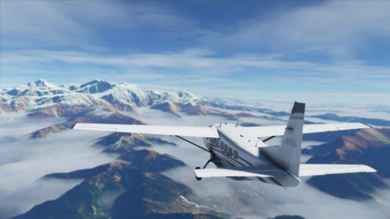 Microsoft Flight Simulator vuela muy alto con sus primeras notas 1