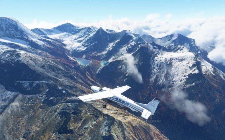 Digital Foundry se rinde ante la imponente calidad de Microsoft Flight Simulator 1