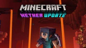 Mojan quiere que te vayas a vivir al Nether en la última actualización de Minecraft