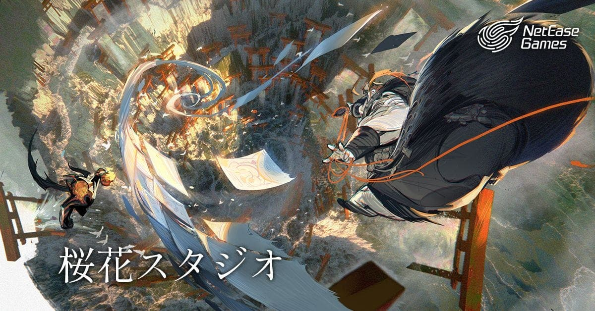 NetEase revela que Ouka Studio está trabajando en juegos de alta calidad para la próxima generación 2