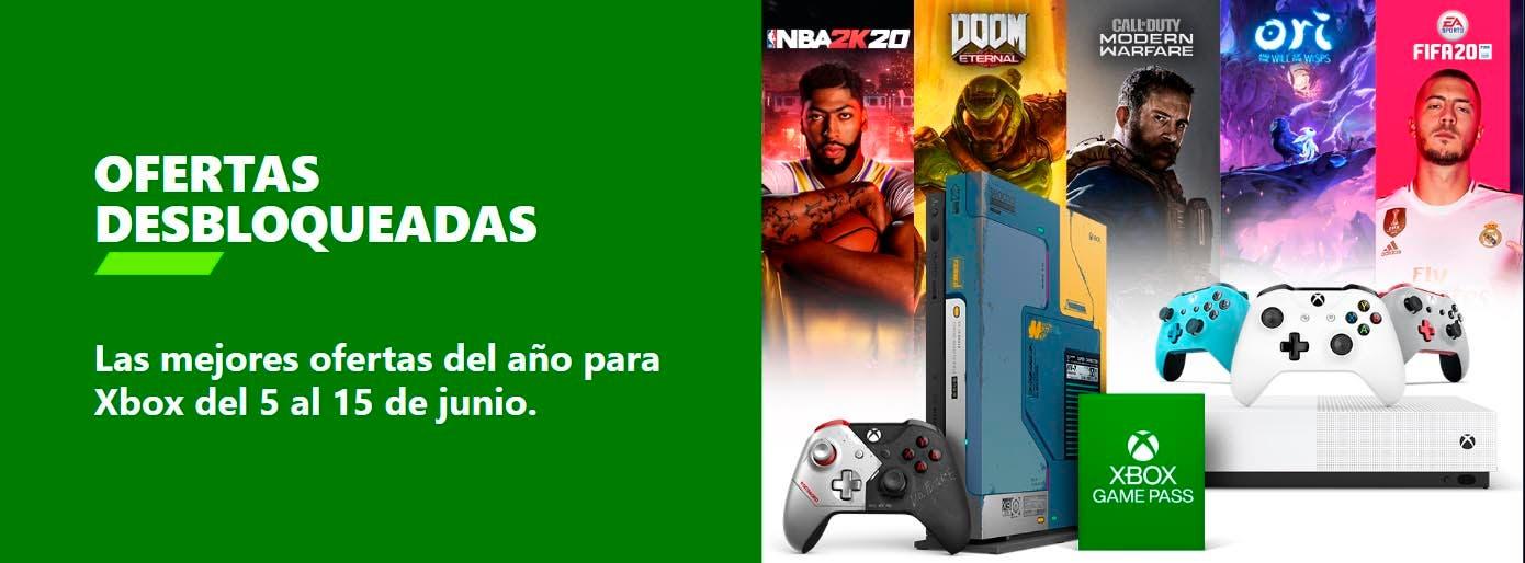 Xbox desbloquea sus ofertas en consolas, suscripciones y juegos 2