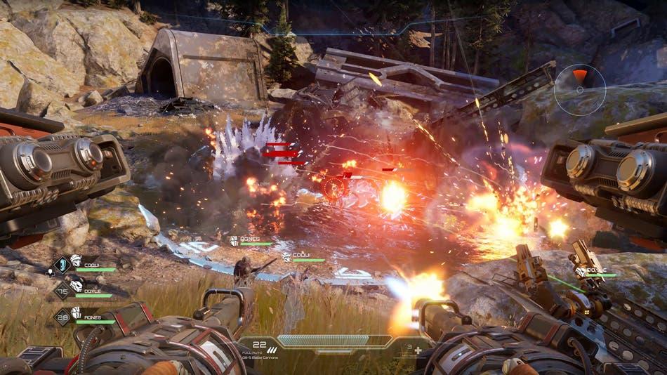Análisis de Disintegration - Xbox One 1
