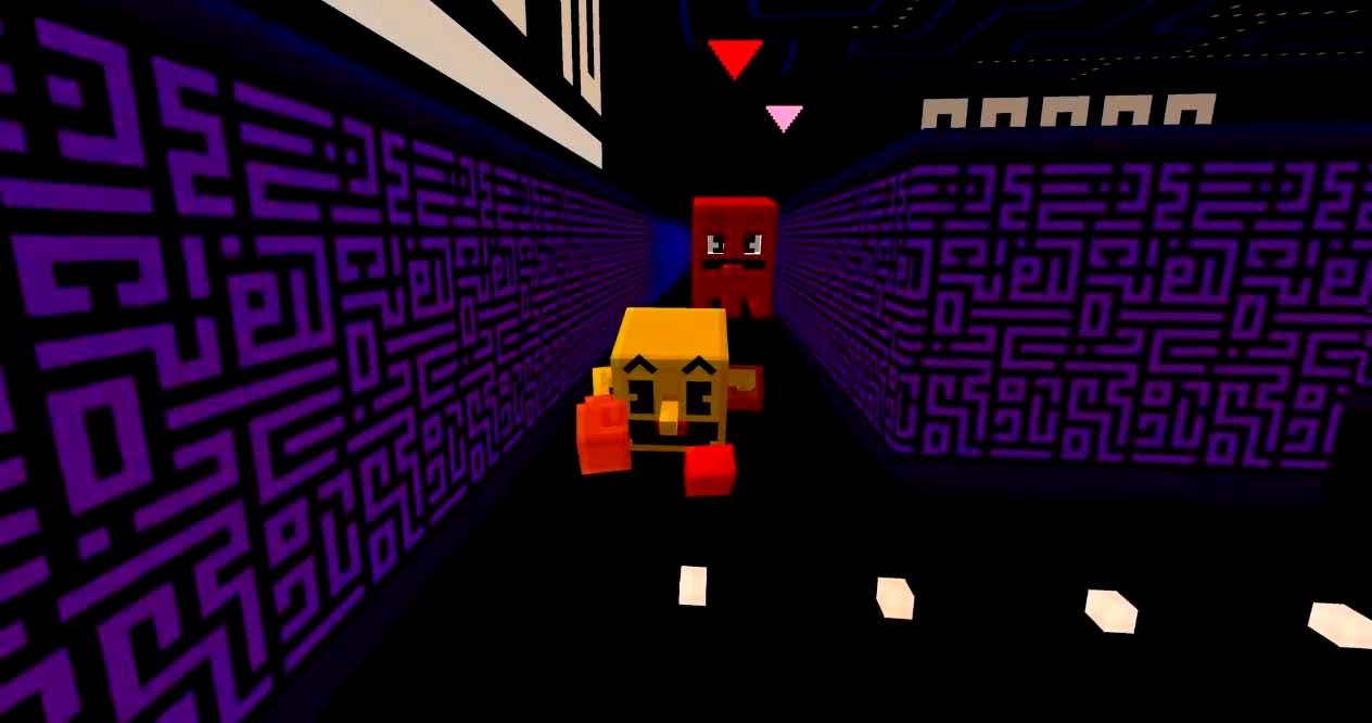 Pac-Man llega a Minecraft para celebrar su 40º aniversario en forma de nuevos contenidos 5