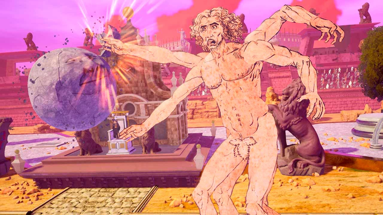 Rock of Ages 3 confirma su beta abierta en consolas 5