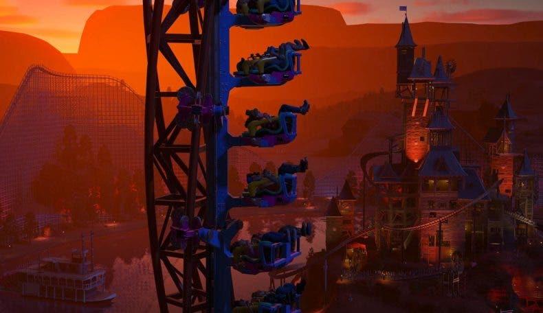 Planet Coaster: Console Edition confirma su llegada a Xbox Series X 1