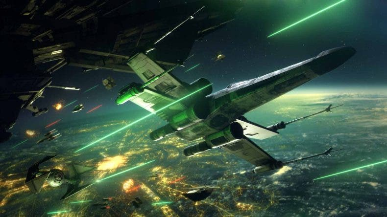 Comparten nuevos detalles de Star Wars Squadrons, desde la cantidad de mapas, como la opción de drifting 1