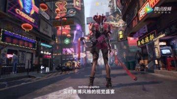 Tencent presenta Syn, un shooter cyberpunk de mundo abierto 1