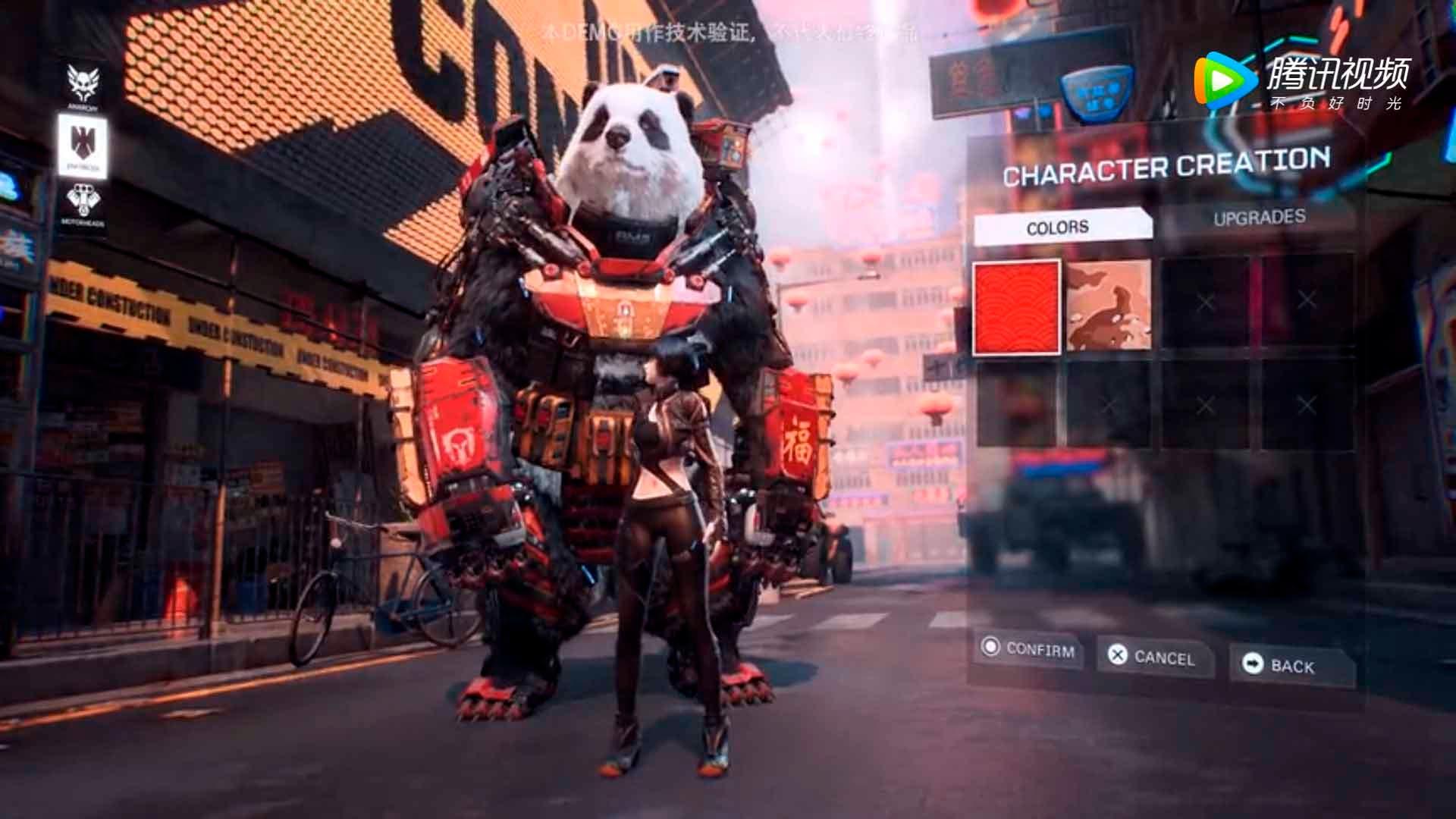Tencent presenta Syn, un shooter cyberpunk de mundo abierto 2