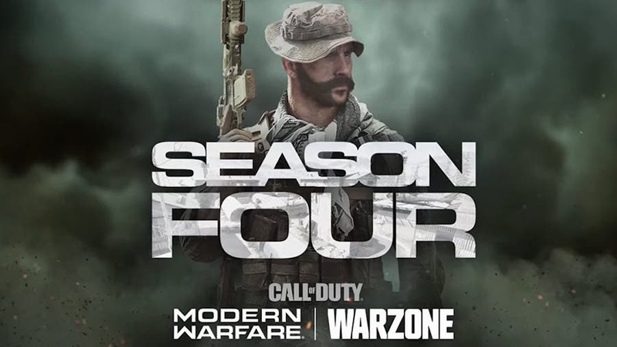 Se retrasa la Temporada 4 de Call of Duty Warzone y Modern Warfare