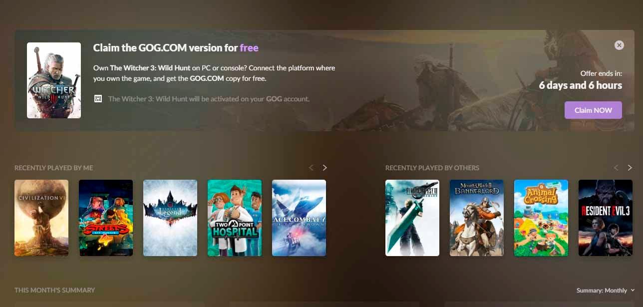 Consigue The Witcher 3: Wild Hunt gratis para PC gracias a Xbox Game Pass 4