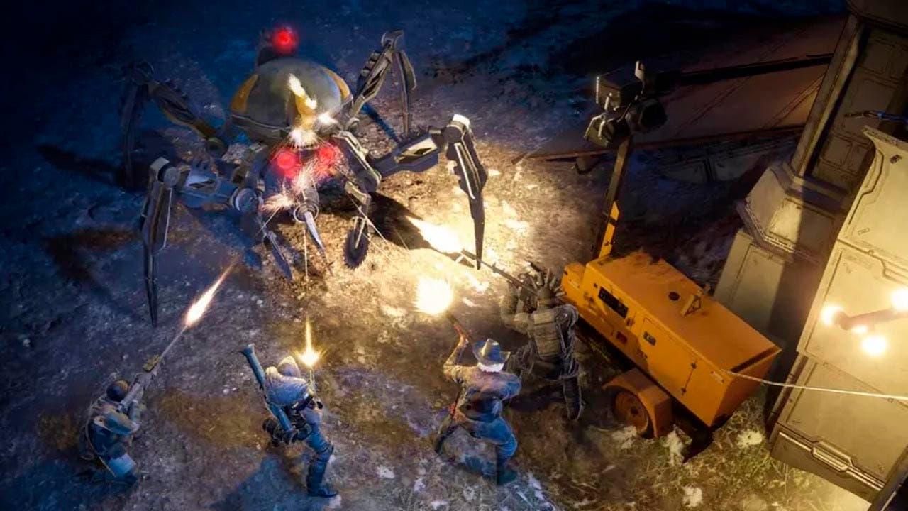 Wasteland 3 reduce los tiempos de carga en un 60% con su nueva actualización