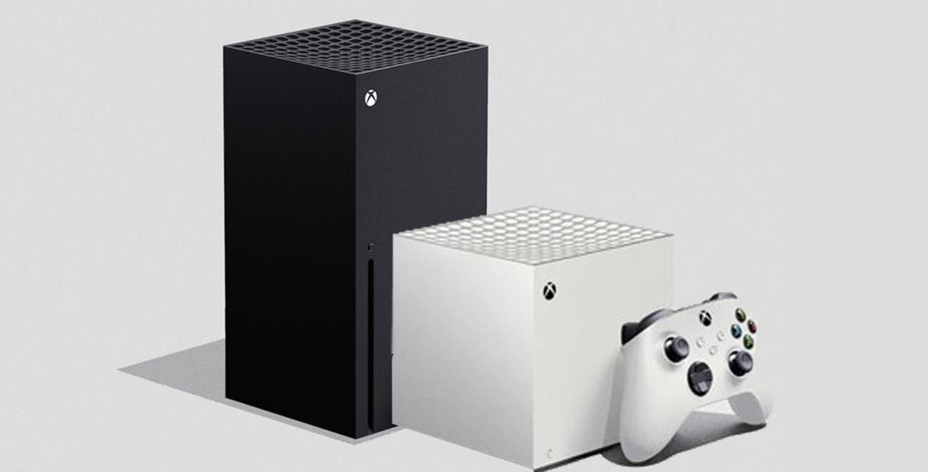 Diseño conceptual fan de Xbox Series S