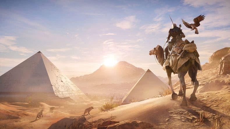 Assassin's Creed Origins gratis en Uplay