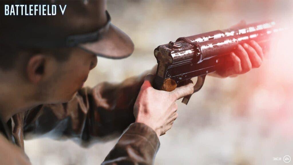 Llega un nuevo parche por sorpresa a Battlefield 5