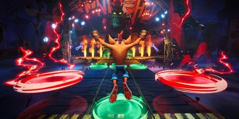 Crash Bandicoot 4: It's About Time se muestra en un nuevo gameplay 1