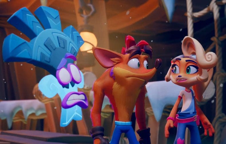 Crash Bandicoot 4: It's About Time es oficial y este es su primer tráiler 1