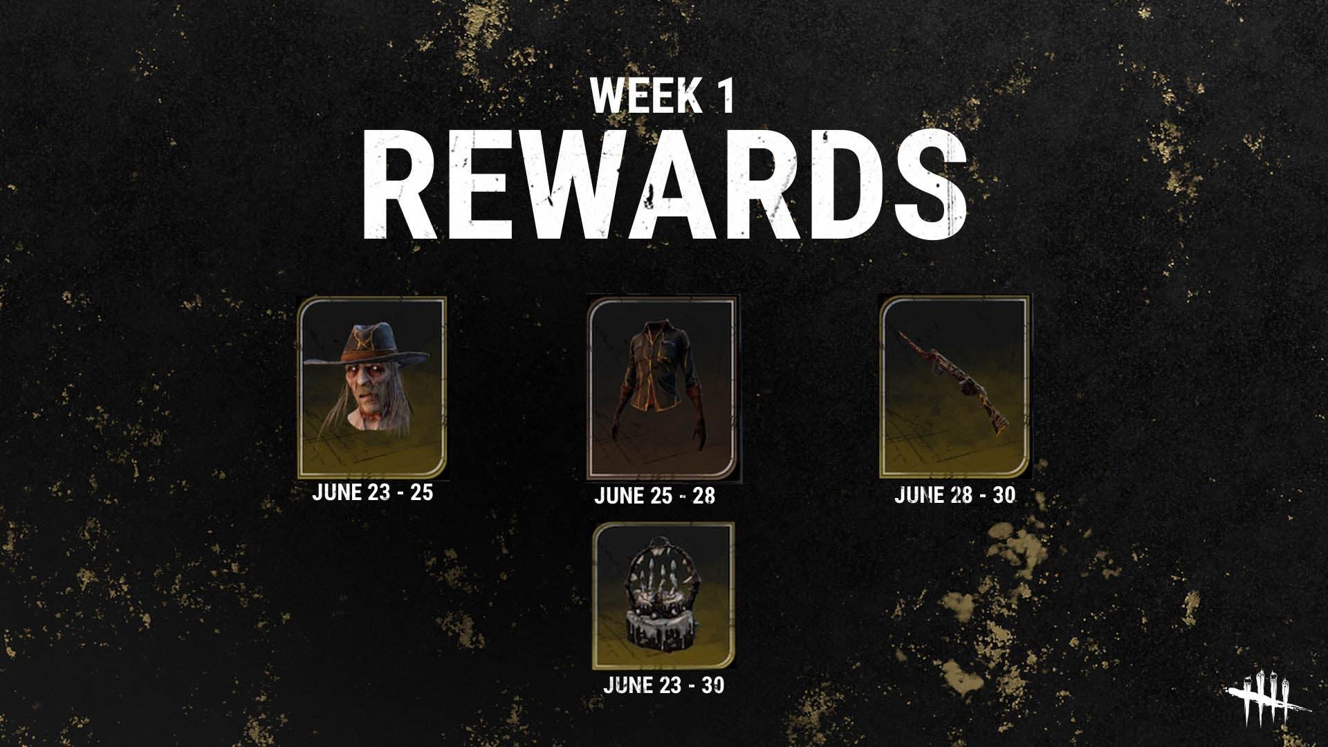 Cómo conseguir las dos skins gratuitas del evento de aniversario de Dead by Daylight 2