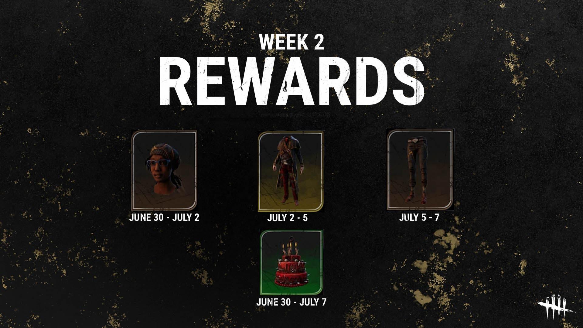 Cómo conseguir las dos skins gratuitas del evento de aniversario de Dead by Daylight 3