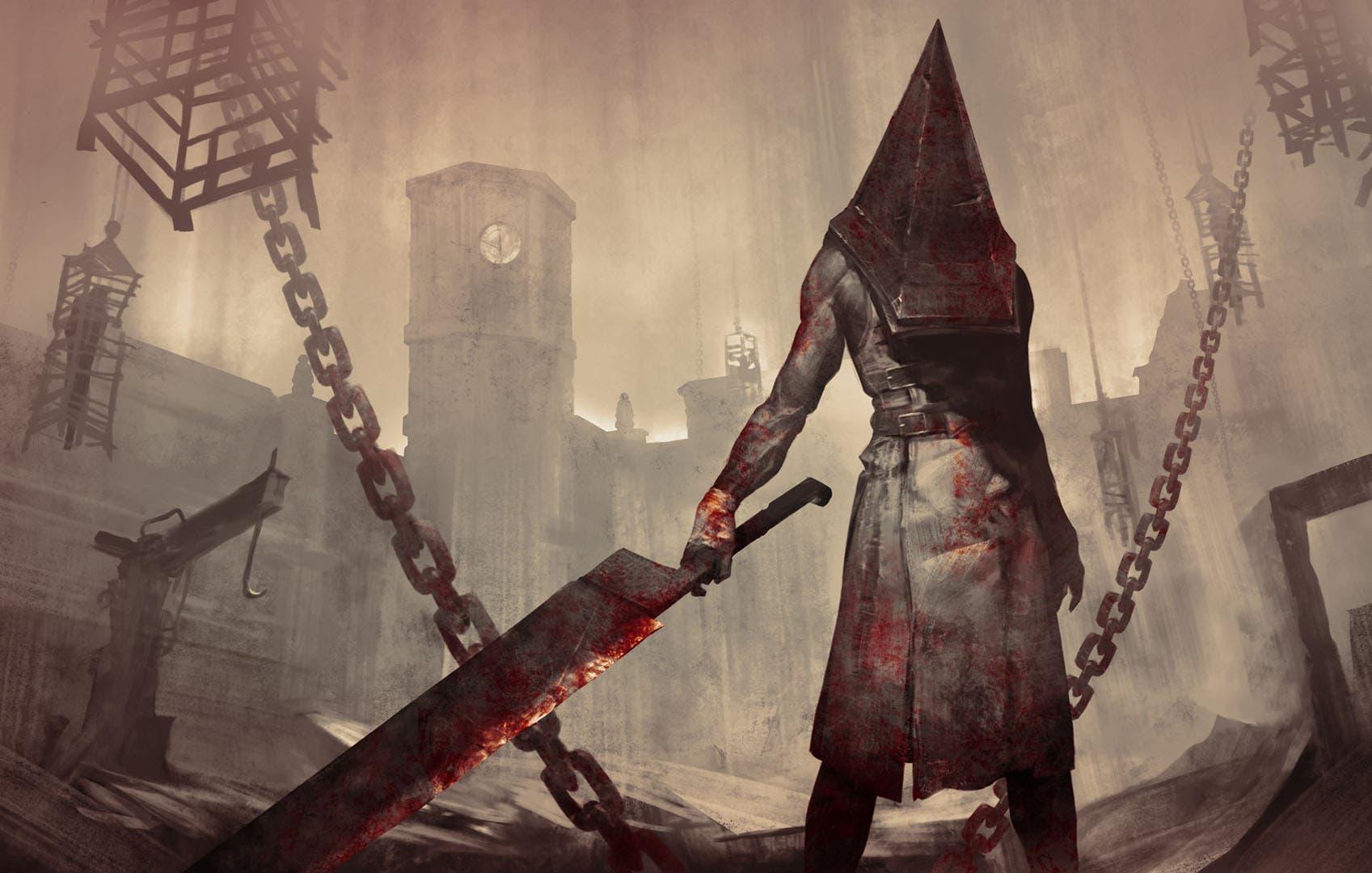 Así se fraguó el DLC de Silent Hill para Dead by Daylight 4
