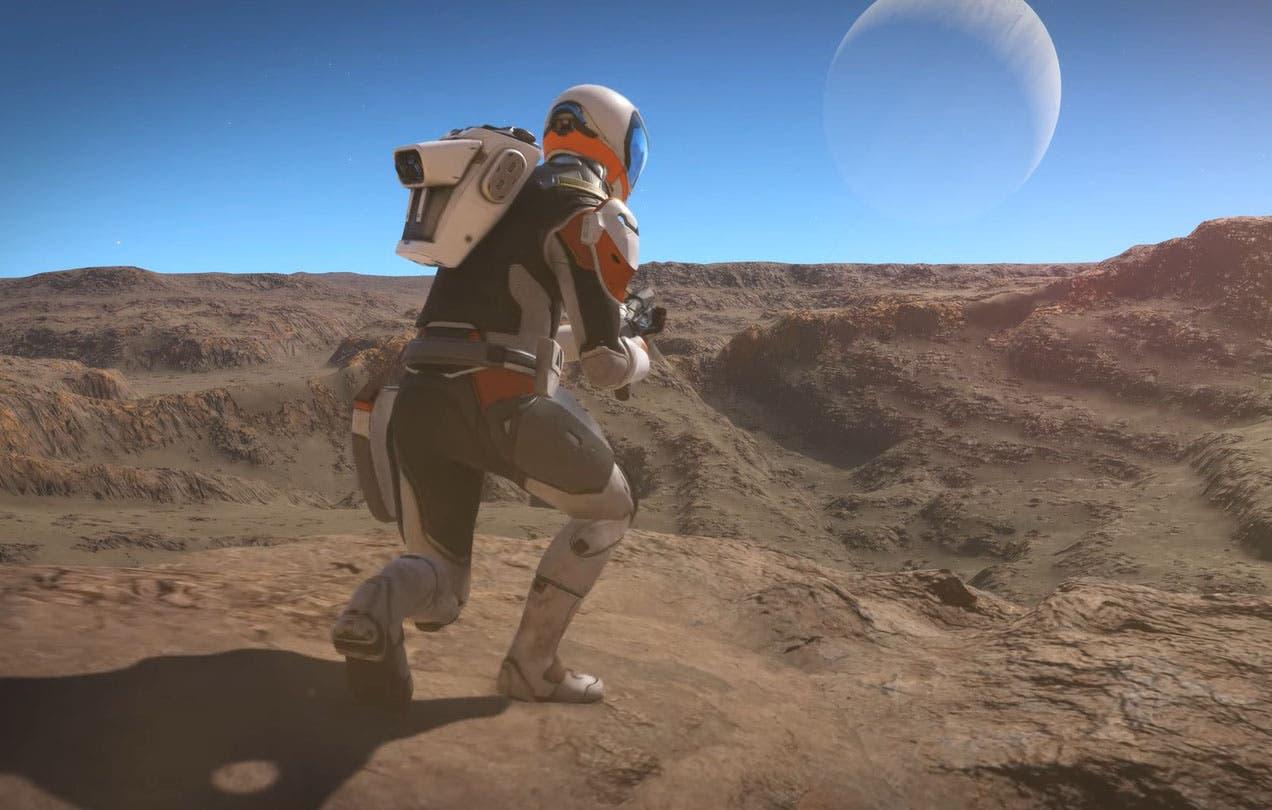 Anunciado Elite Dangerous: Odyssey, una nueva expansión del juego 9