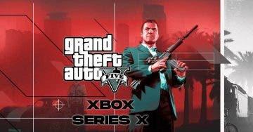 GTA V se lanzará en Xbox Series X en la segunda mitad de 2021