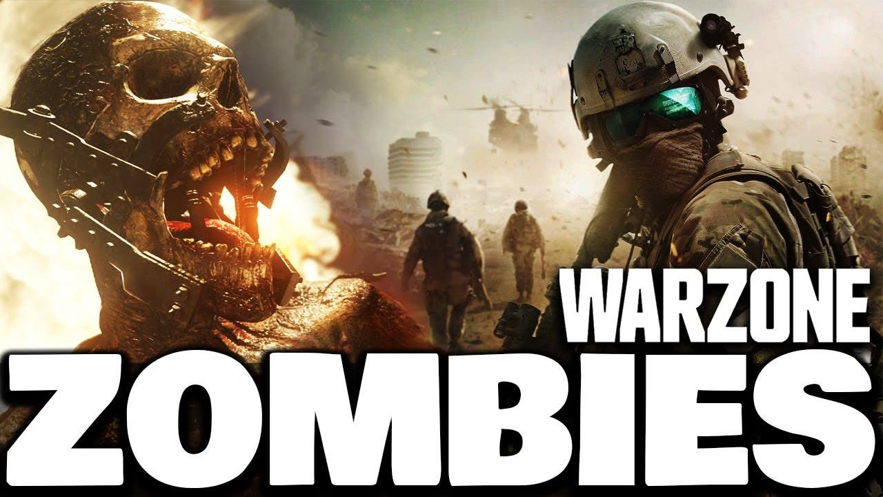 Los zombies podrían llegar a Call of Duty Warzone con la Temporada 4
