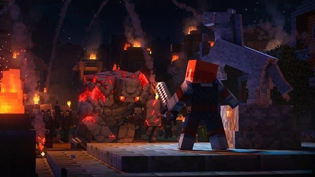 Minecraft Dungeons destrona a Animal Crossing como juego más vendido de Nintendo eShop 1