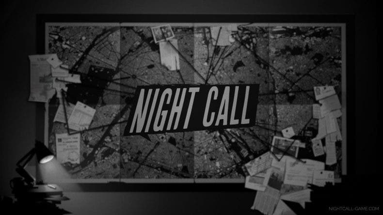 La intrigante aventura noir Night Call llega a Xbox One el 24 de junio