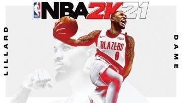 portada de NBA 2K21 en Xbox One