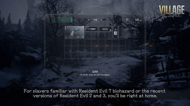 8 secretos de Resident Evil Village que os perdisteis del tráiler 6