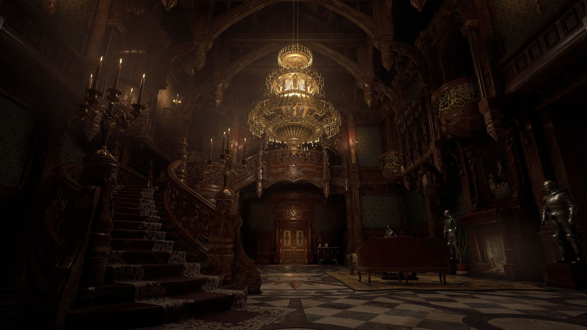 Resident Evil Village contará con muchos personajes secundarios, según un insider 3