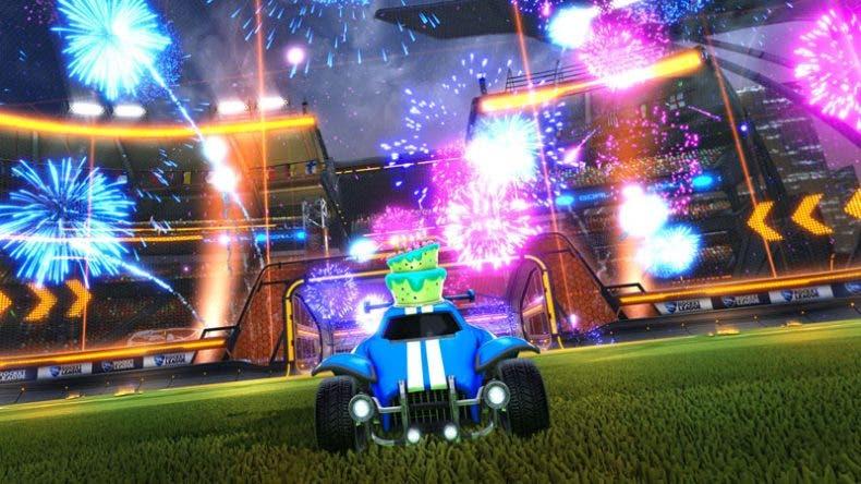 Rocket League recibe una gran actualización por su quinto aniversario 1