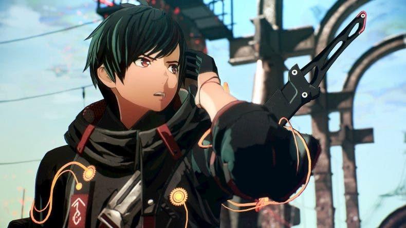 Así es Yuito Sumeragi, protagonista de Scarlet Nexus