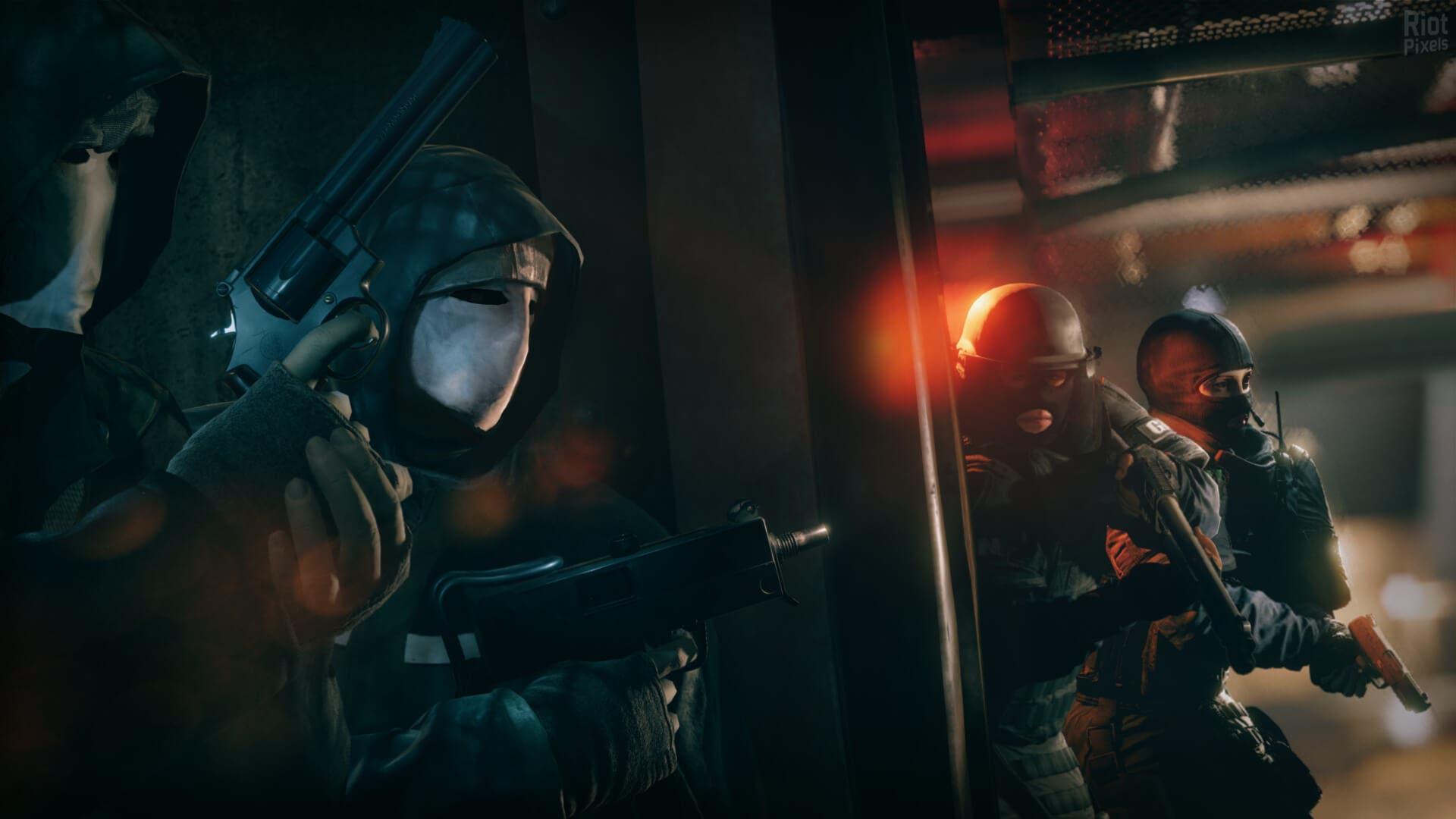 operadores y modos de Rainbow Six Quarantine