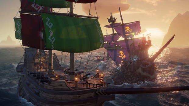 Sea of Thieves sigue triunfando en Steam y supera los 40.000 usuarios simultáneos 1