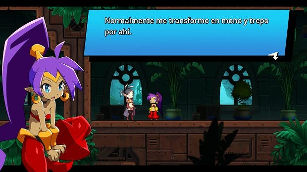 Análisis de Shantae and The Seven Sirens – Xbox One 5