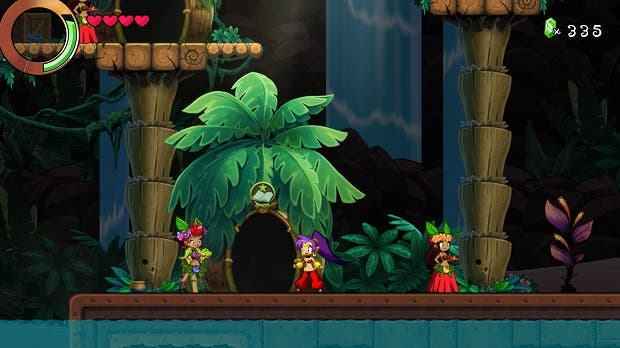 Análisis de Shantae and The Seven Sirens – Xbox One 3