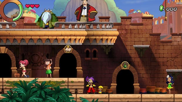 Análisis de Shantae and The Seven Sirens – Xbox One 2