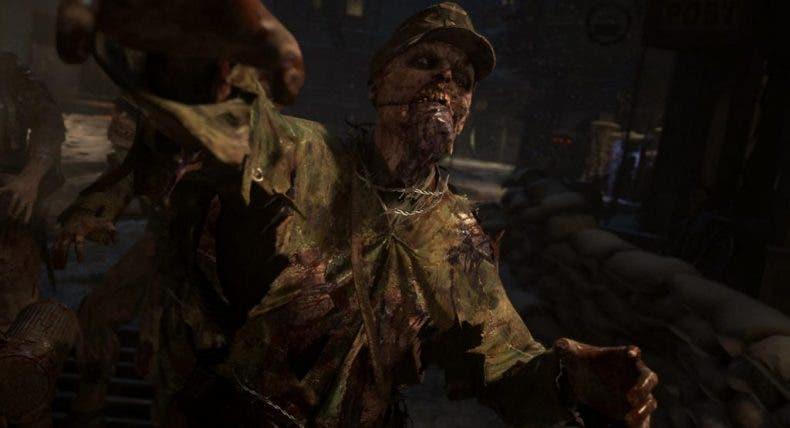Así se habrían visto los zombies en Call of Duty Modern Warfare