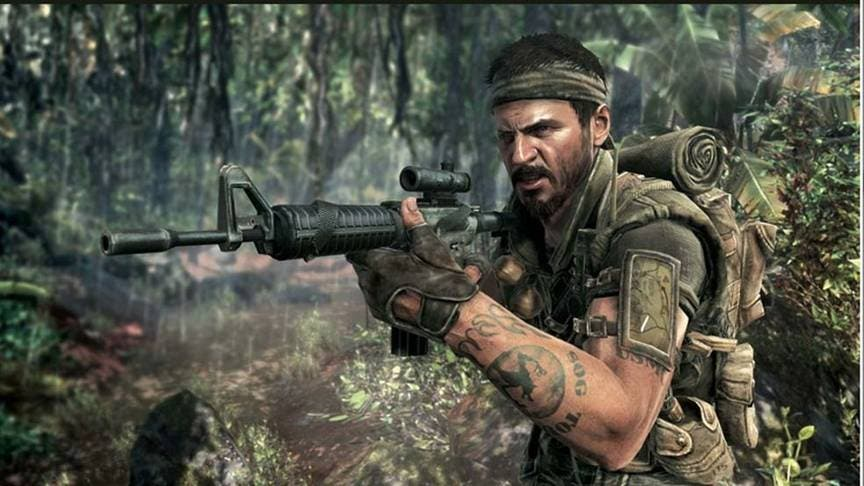 Se filtra un personaje de Call of Duty: Black Ops en Call of Duty Warzone 1